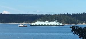 Photo of WSF KLAHOWYA ship