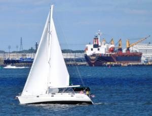 Photo of TEMPUS FUGIT ship