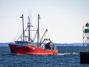 Photo of MORAGH K ship