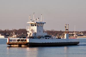 Photo of MASHOMACK ship