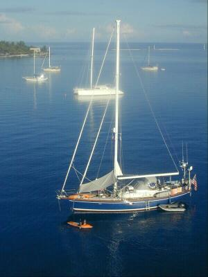 Photo of S/V FINAL STRAW ship