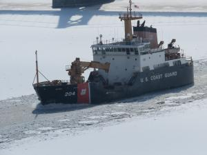 Photo of CG ELM ship