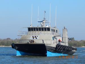 Photo of PILOT BOATBAYOU CITY ship