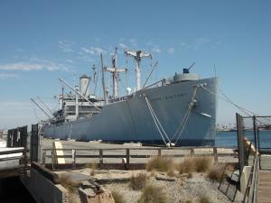 Photo of LANE VICTORY ship