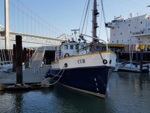 Photo of CUB ship