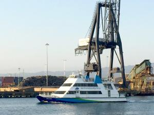 Photo of ENCINAL ship