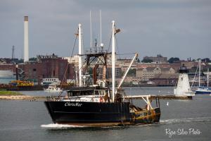 Photo of F\V CHRISMAR ship
