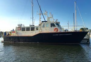 Photo of USACE ADAMS II ship