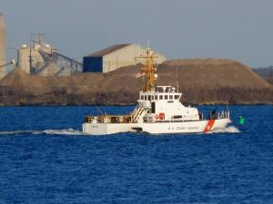 Photo of CG MAKO ship