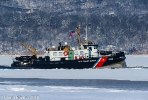 Photo of CG LINE ship
