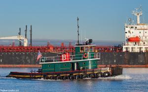 Photo of THOMAS J. BROWN ship