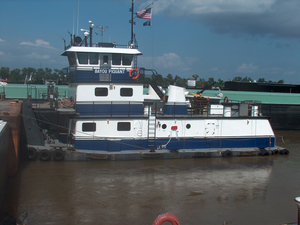 Photo of BAYOU PIQUANT ship