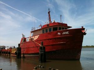 Photo of MS.JANE ship