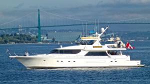 Photo of M/Y ARGO ship