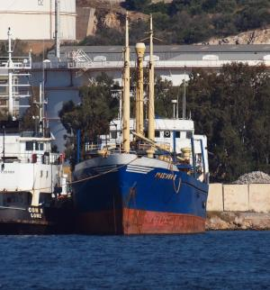 Photo of SUGAR ISLANDER II ship