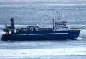 Photo of CAPEHORN ship