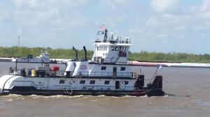 Photo of PRESAGER ship