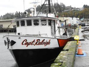 Photo of CAPT.RALEIGH ship