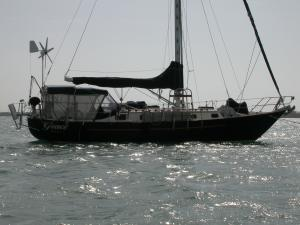 Photo of GRACE ship