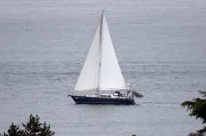 Photo of S/V ULIAD ship