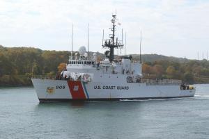 Photo of CG SPENCER ship