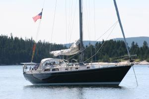 Photo of TIOGA ship