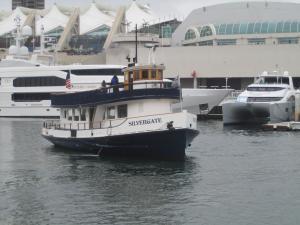 Photo of SILVERGATE ship