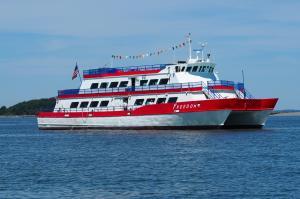 Photo of M/V FREEDOM ship