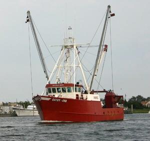 Photo of KATHY ANN ship