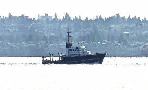 Photo of R/V KESTREL ship
