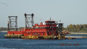 Photo of DREDGE MIKE HOOKS ship