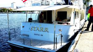 Photo of M/V STARR ship