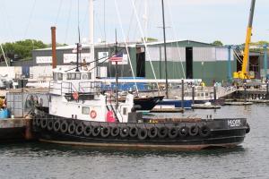 Photo of HOPE ship