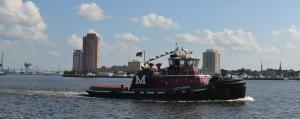 Photo of LIZZY B MORAN ship