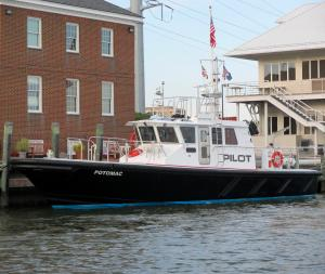 Photo of PILOT BOAT POTOMAC ship