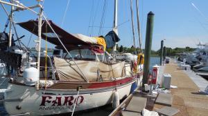 Photo of FARO ship