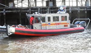 Photo of FDNY M6B ship