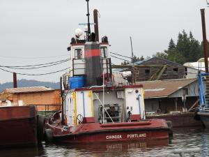 Photo of CHINOOK ship