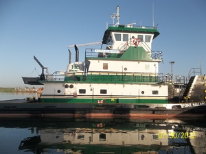 Photo of POINT MALLARD ship