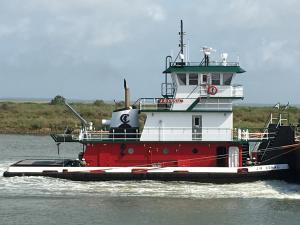 Photo of J.H. CENAC ship