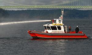 Photo of FIREBOAT ENDEAVOR ship