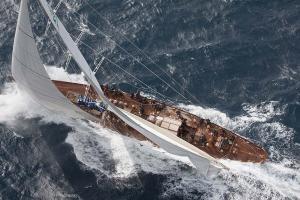 Photo of S/V SHAMROCK ship