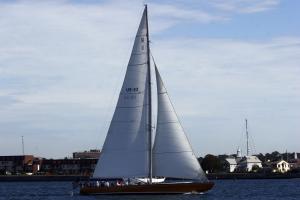 Photo of S/V BIRD ship