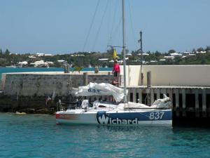 Photo of TEAM WICHARD ship