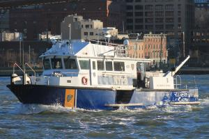 Photo of NYPD 621 ship