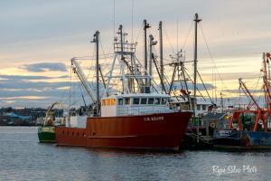Photo of F/V C.B. KEANE ship