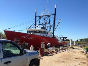 Photo of F/V PATRIOTS ship