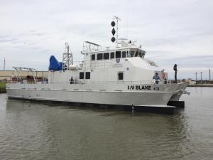 Photo of SURVEY VESSEL BLAKE ship