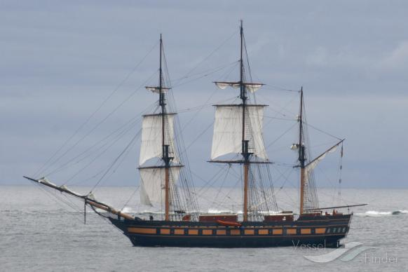 OLIVER HAZARD PERRY (MMSI: 367658110)