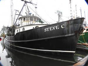 Photo of STEVE C ship